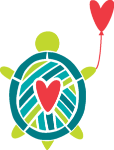 Little Turtle with balloon